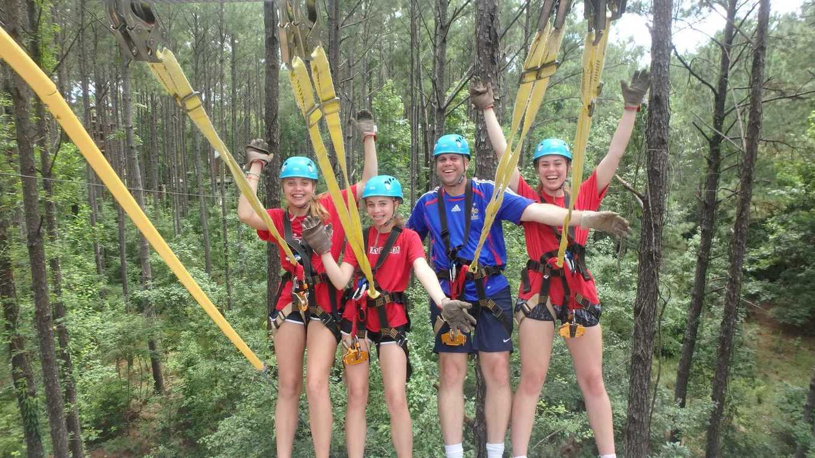 Things Our Guests Love About Our Zipline