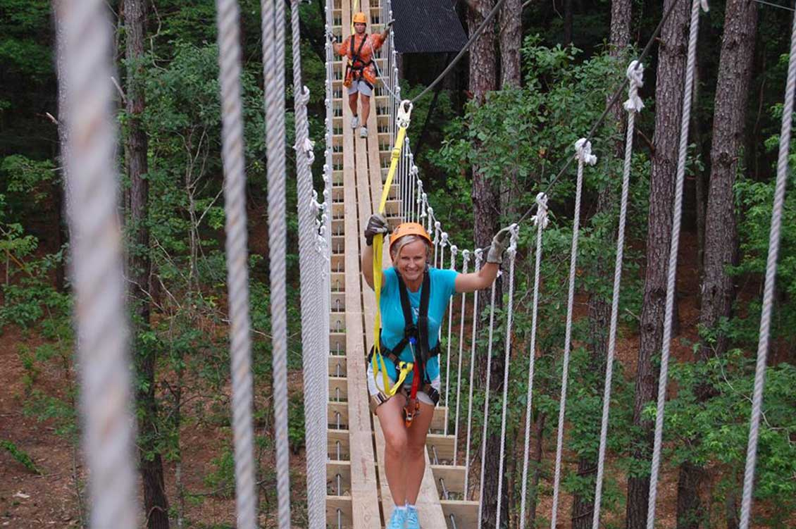 A Little More About Our Zipline Canopy Tour